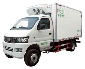 新能源纯电动冷藏车